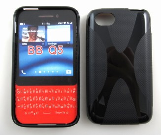 Blackberry Q5 X Line TPU Gel Case