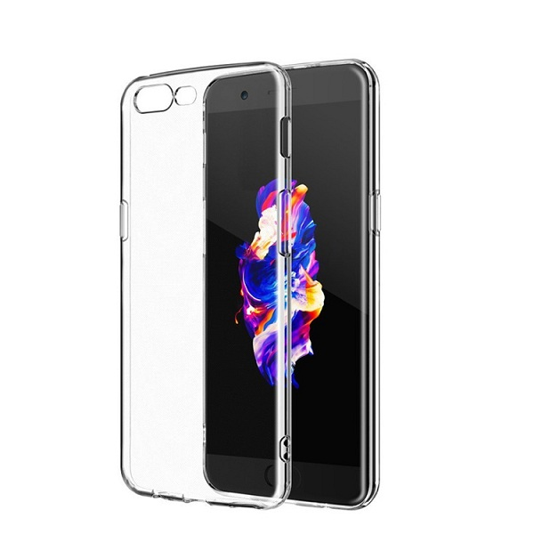 Germany Bayer Transparent TPU Case for Oneplus 5
