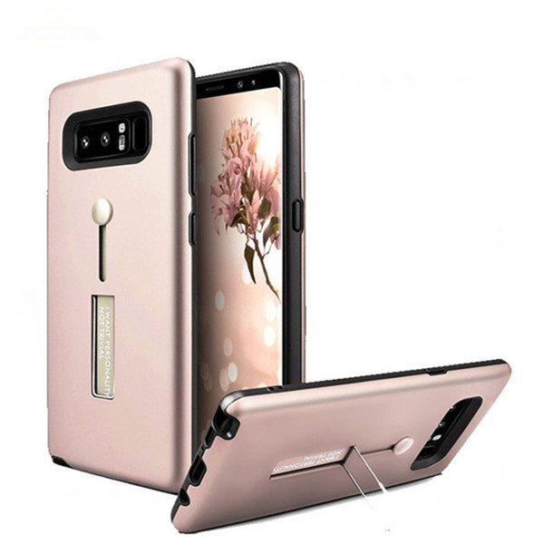 New Stand And Ring Case For Samsung Note 8