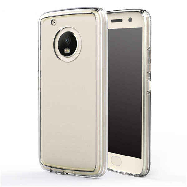 Motorola Moto G5 TPU Soft Clear Shockproof phone Case