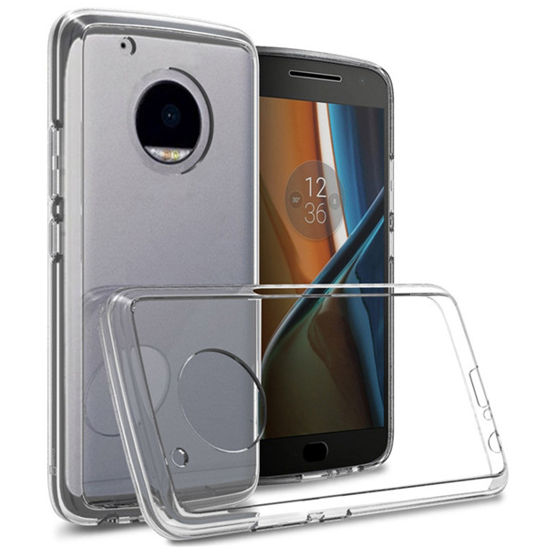 Motorola Moto X Clear Back Cover phone Case
