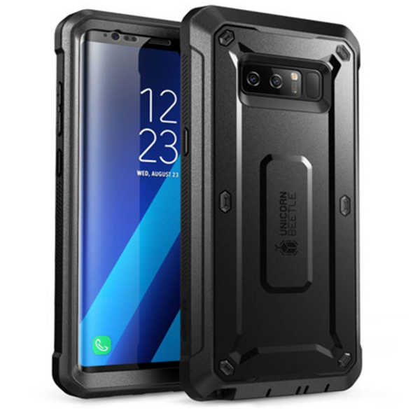 Full-body TPU+PC Phone Case for Galaxy Note 8