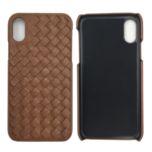 Pu Leather Bumper Case For iphone 8 Skin Cover