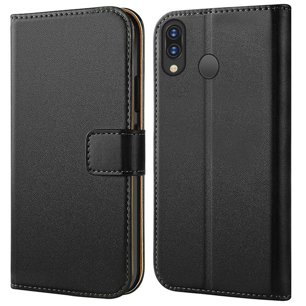 Latest stylish leather phone case for Samsung Galaxy  M20