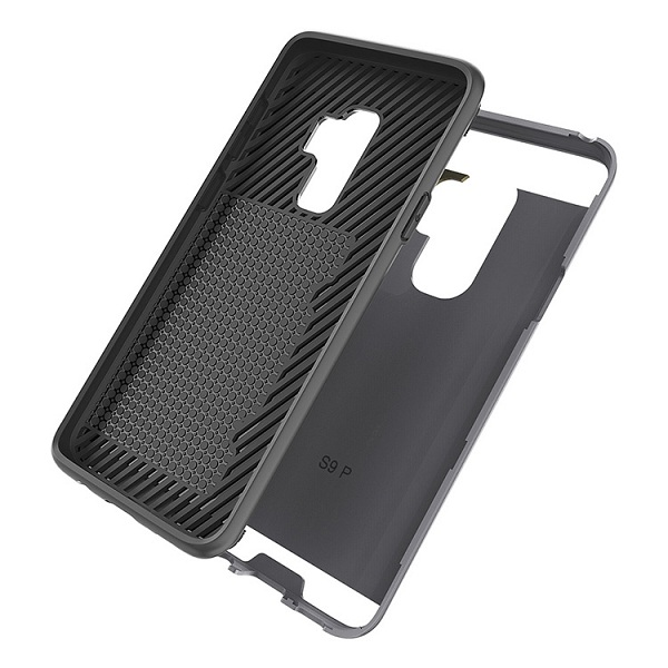 TPU+PC card slot cover for Samsung Galaxy S9 plus