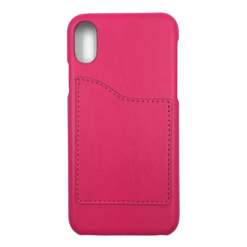 Smart Phone Case For iphone 8 Pu back cover
