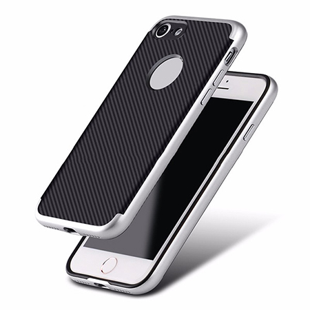 Armor Case TPU PC Shockproof Shell  For Iphone7