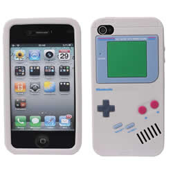 iPhone 5 GameBoy Silicone Case